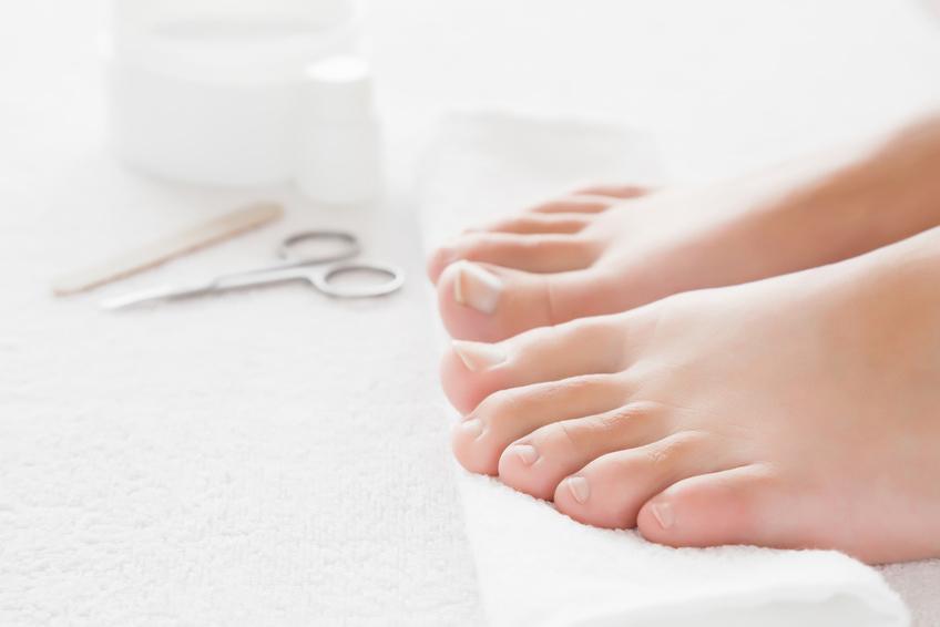 Fuß- und Nagelpflege - Praxis Dr. Schneider & Dr. Krüger in Freudenstadt
